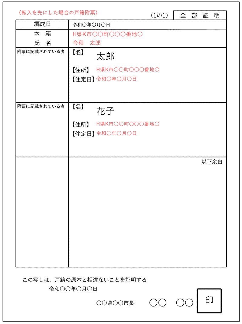 届 書類 転入 必要 転入・転出など住所変更や氏名変更等の住民異動届出|東京都北区
